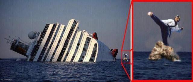 concorida : les raisons du naufrage